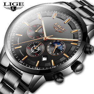 Men Quartz Fashion Watch