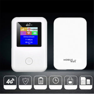 4G Universal Wifi Router