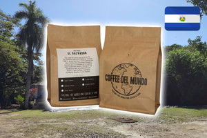 El Salvador Honey Bourbon