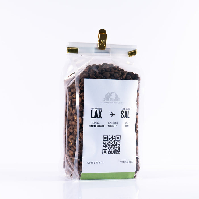 El Salvador Whole Beans