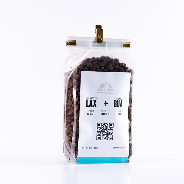 Guatemala Whole Beans