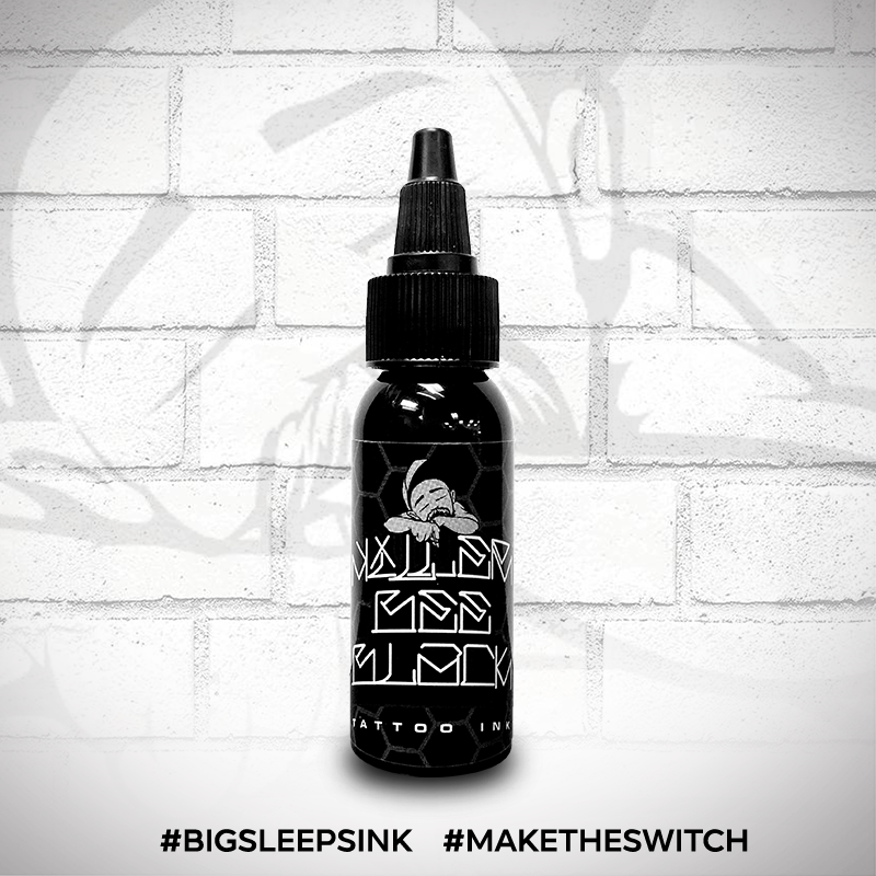 Killer Bee Black - Big Sleeps Ink