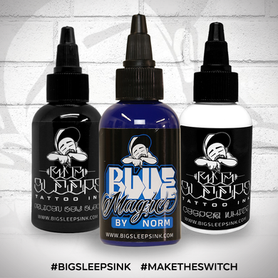 PB-BM-CW Set - Big Sleeps Ink