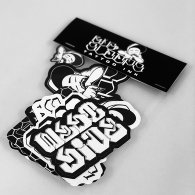 Big Sleeps Ink Sticker Pack