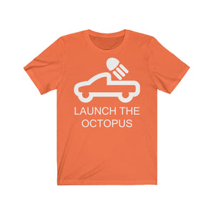 Launch the Octopus: UX T-Shirt