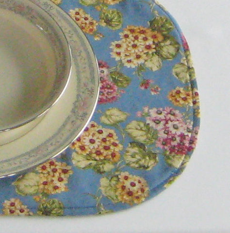 reversible placemats oval