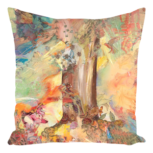 Zippered Throw Pillows - Tree of Knowledge