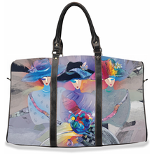 Load image into Gallery viewer, Travel Bags - Three Ladies