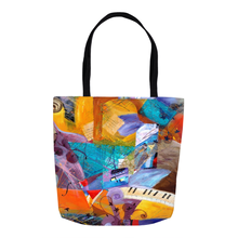 Load image into Gallery viewer, Tote Bags - Music