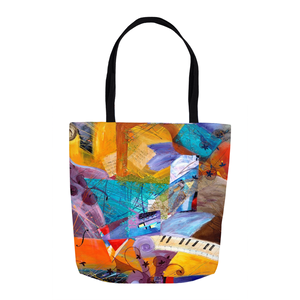 Tote Bags - Music