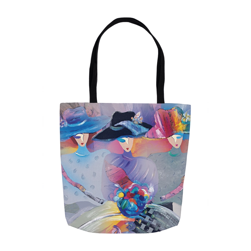 Tote Bags - Three Ladies