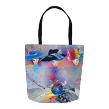 Load image into Gallery viewer, Tote Bags - Three Ladies