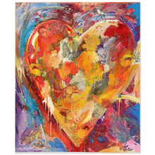 Load image into Gallery viewer, Soft Fleece Blanket - Heart of Hearts