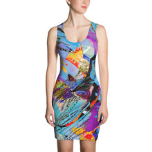 Load image into Gallery viewer, Passion Bloom Dress