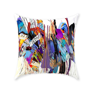 Sewn Throw Pillows - Absolute Obsession