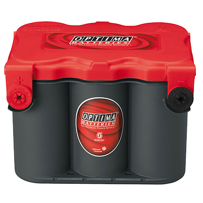 OPTIMA® Batteries 8078-109 78 REDTOP® Starting Battery (Sideposts Only)
