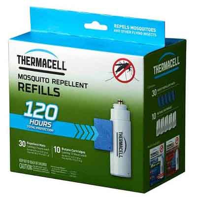 Mosquito Repellent Refills 120 Hours