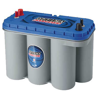 OPTIMA Batteries 8052-161 - D31M Group 31 BLUETOP Dual Purpose (Deep-Cycle & Starting) - I&M Electric