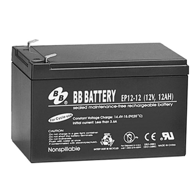 SLA BATTERY 12V-12 AH