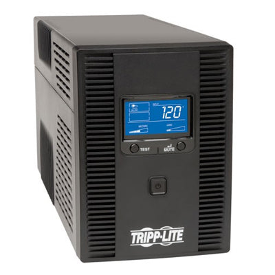 TRIPPLITE UPS LCD Battery Backup 66 MINS Run Time