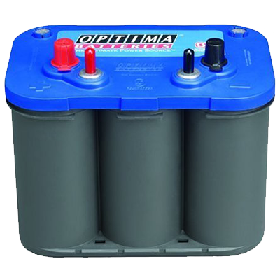 OPTIMA Batteries 8006-006 34M BLUETOP Starting Battery (Starting only)
