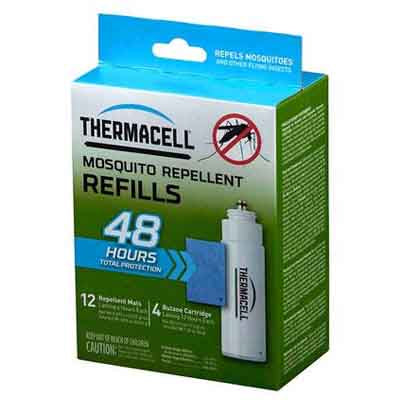 Mosquito Repellent Refills 48 Hours