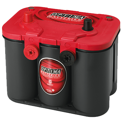 OPTIMA® Battery 34/78 REDTOP® Starting Battery - I&M Electric
