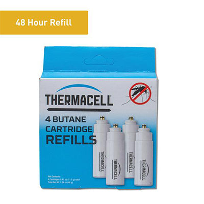 Fuel Cartridge Refills - 4 Pack
