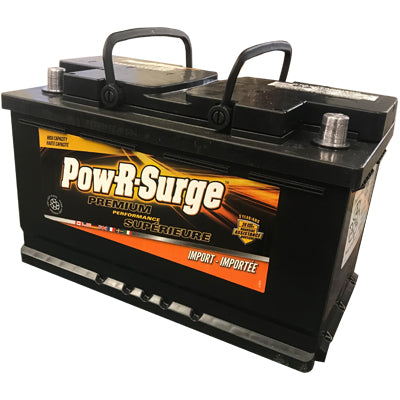 POW-R-SURGE Automotive Series 694RMF