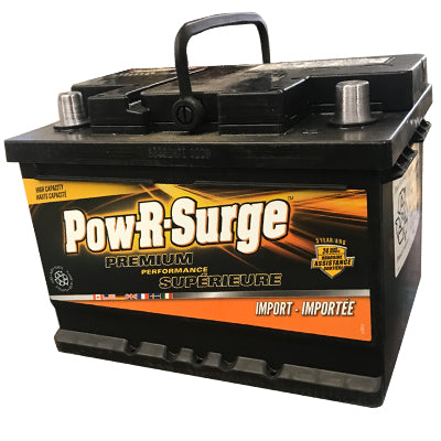 POW-R-SURGE Automotive Series 696RMF