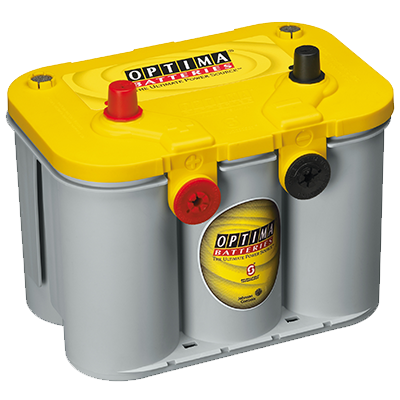 OPTIMA Battery D34/78 YELLOWTOP Starting & Deep Cycle