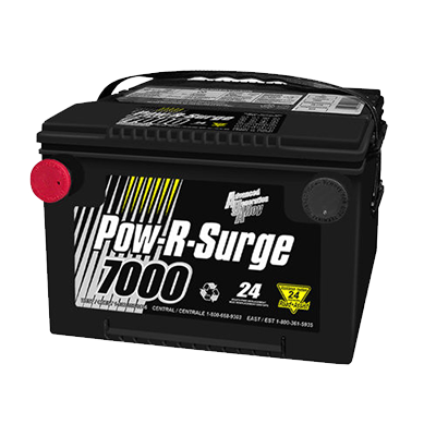 78 SERIES - Pow-R-Surge BATTERY - I&M Electric