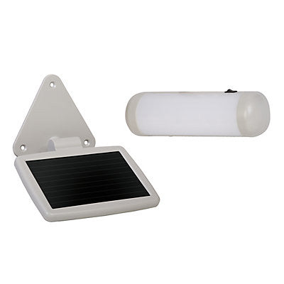 Solar Outdoor Shed Light - I&M Electric