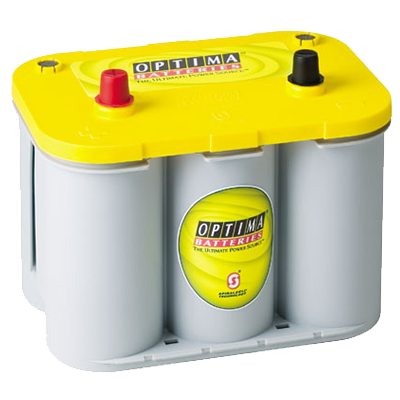 OPTIMA Battery D34 YELLOWTOP Starting & Deep-Cycle Battery - I&M Electric