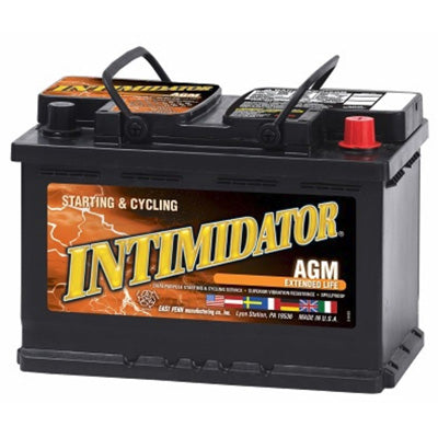 Deka 9A48 AGM Battery - I&M Electric