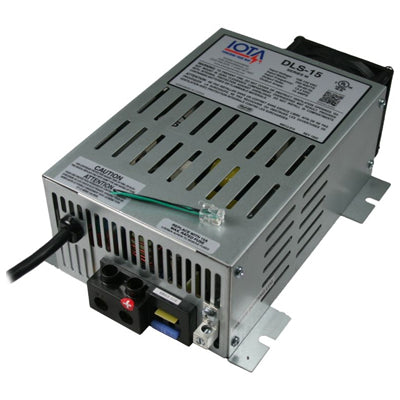 DLS-15 Charger/Power Supply 12V 15A
