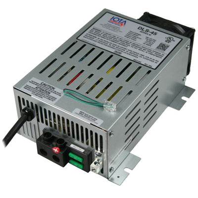 DLS-45 Charger/Power Supply 12V 45A