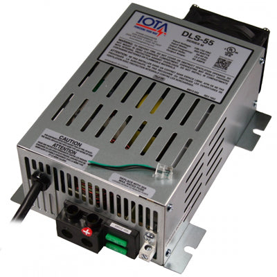 DLS-55 Charger/Power Supply 12V 55A