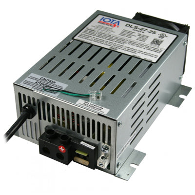 DLS27-25 Charger/Power Supply 24V 25A