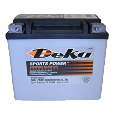 Pow-R-Surge / DEKA ETX12 Sports Battery - I&M Electric