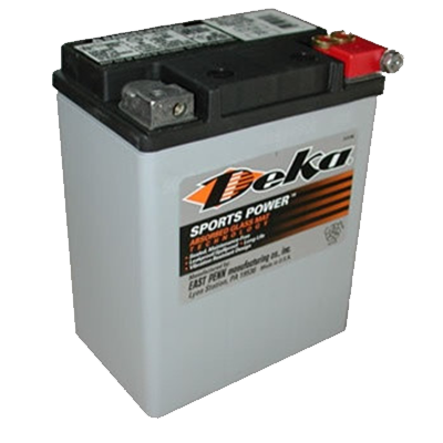 Pow-R-Surge / DEKA ETX15 Sports Battery - I&M Electric