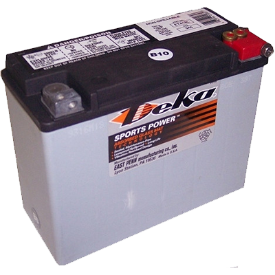 Pow-R-Surge / DEKA ETX18L Power Sports Battery