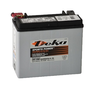 Pow-R-Surge / DEKA ETX20L Power Sports Battery - I&M Electric