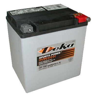 Pow-R-Surge / DEKA ETX30L Power Sports Battery 12V
