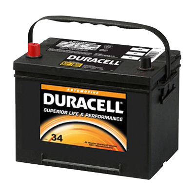 Duracell® Automotive Battery EHP34