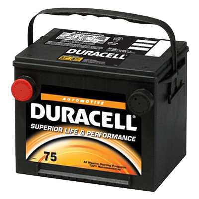 Duracell® Automotive Battery EHP75