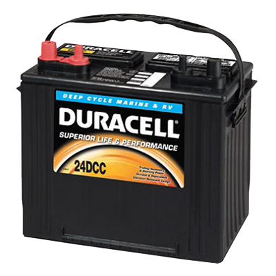 Duracell® Marine Battery - 24 DC SERIES