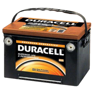 Duracell® Automotive Battery EHP78