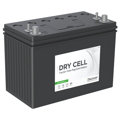 DISCOVER Dry Cell Deep Cycle  Battery 27 series