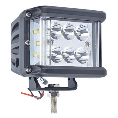 Extreme LED Spot/Flood Work Light 5100 Lumens